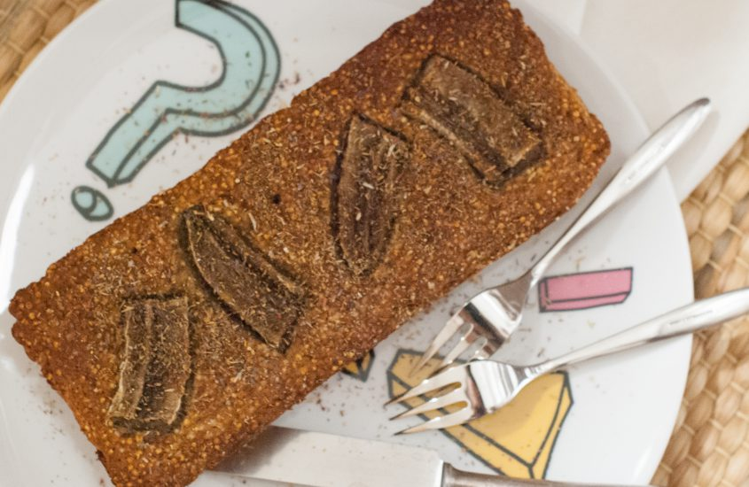 C'mon it's time for Banana Bread
